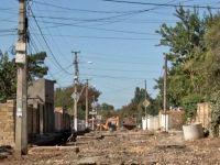 Реконструкция Комсомольской улицы в Саках