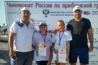 В Новофедоровке прошёл Чемпионат России по прибрежной гребле