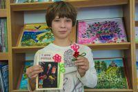 Мастер-класс ко Дню учителя в городской библиотеке