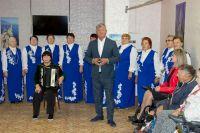 День пожилого человека в обществе инвалидов