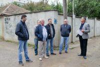 Встреча на Комсомольской