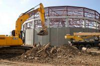 Строительство очистных сооружений в Саках