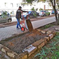 В Саках установят 10 скамеек