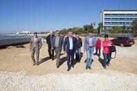 Депутаты прогулялись по сакским долгостроям, 17 октября 2018