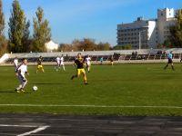 Футбол: «Саки» vs «Ялта»