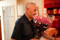 Сергей Пантелеевич Пасечник отметил своё 93 летие