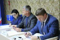 В Саках депутат Госдумы провел прием граждан
