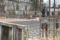 Строительство ЛОС в Саках