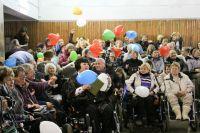 День инвалидов в санатории им.Бурденко