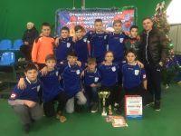 Юные сакские футболисты победили на турнире