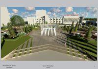 Реконструкция площади Революции