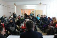 Руководство города встретилось с инвалидами