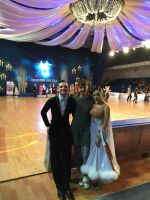 Сакские танцоры выступи в Москве