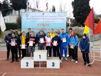 Сакчане на Кубке Крыма по метаниям, 4 февраля 2019