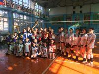 Сакские волейболистки победили в Балаклаве