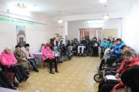 Встреча с руководством города Саки, 7 февраля 2019