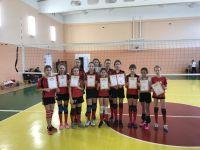 Сакские волейболистки победили в Евпатории