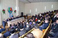Встреча Руслана Бельбека с общественностью