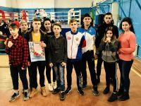 Сакские кикбоксеры выступили в Бахчисарае, 4 марта 2019