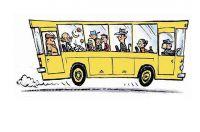 Изменены маршруты городских автобусов
