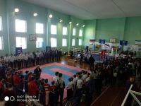 В Саках прошёл чемпионат по кикбоксингу