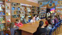 Неделя детской книги в городской библиотеке, 27 марта 2019