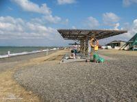 Берёг моря от пляжа «Солнышко» до Евпатории благоустроят