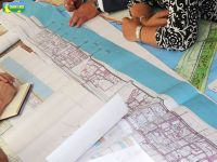 В Саках началось строительство морской набережной, 1 апреля 2019