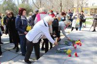 210-летие со дня рождения Гоголя в Саках