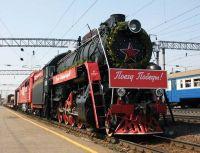 «Поезд Победы» в Саках