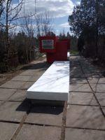 Отремонтированы памятники на братских могилах