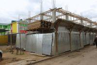 Строительство ТЦ у дома по Советской 15 приостановлено