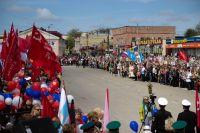 9 мая в Саках