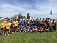 Финал турнира «Кожаный мяч» по Республике Крым