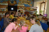 Клуб выходного дня в сакской городской библиотеке