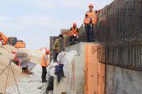 Строительство в Саках набережной вдоль моря