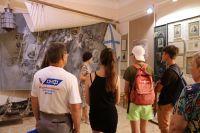 В Саках прошла всероссийская акция «Идем в музей»