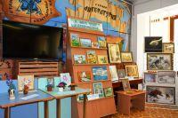 Выставка творческих работ читателей библиотеки