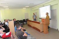 Заседание градостроительного совета города Саки
