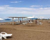 Состояние сакских пляжей
