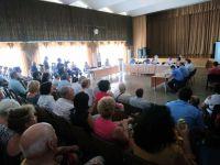 Круглый стол в Бурденко: диалога не получилось