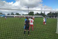 В Саках прошёл турнир по футболу