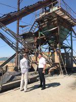 Михаил Афанасьев посетил Сакскую ГГРЭС