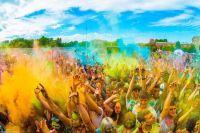 Фестиваль ColorFest в Саках, 24 сентября 2019