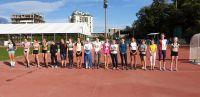 Командный Чемпионат Крыма по лёгкой атлетике, 12 октября 2019