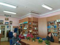 Клуб по интересам в городской библиотеке, 12 октября 2019