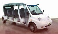 Презентация электромобилей в Саках