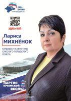 Итоги довыборов депутата в Сакский горсовет