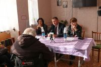 Встреча в Сакском обществе «Товарищ»