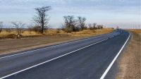 После ремонта открыли дорогу Саки-Орловка